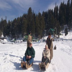Kashmir Family trip Packages